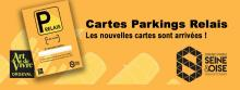 Cartes Parkings Relais